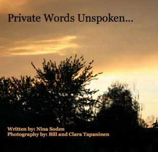 Private Words Unspoken