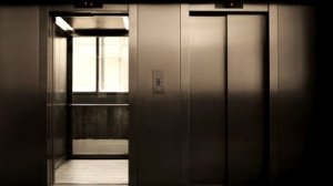 stock-footage-modern-aluminum-case-elevator-door-opens-and-closes-shortly-after-hd-fps