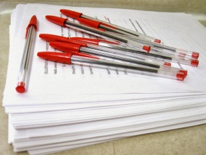 Red Pens