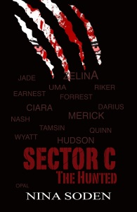 Sector C - The Hunted Front Cover