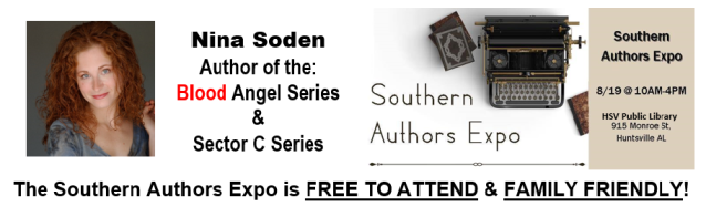 Southern Authors Expo Ad