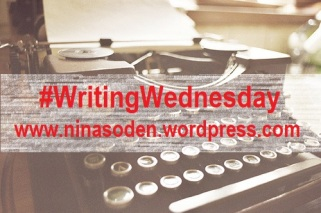 Writing Wednesday 1