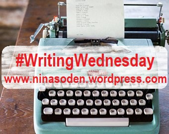 Writing Wednesday 3
