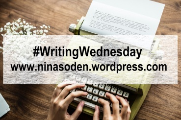 Writing Wednesday 4