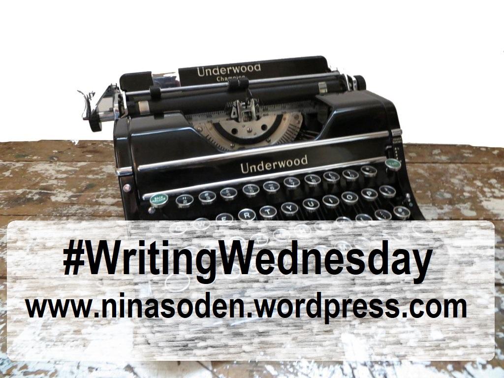 Writing Wednesday 5