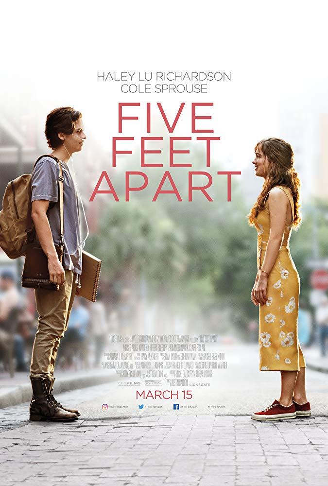 5 feet
