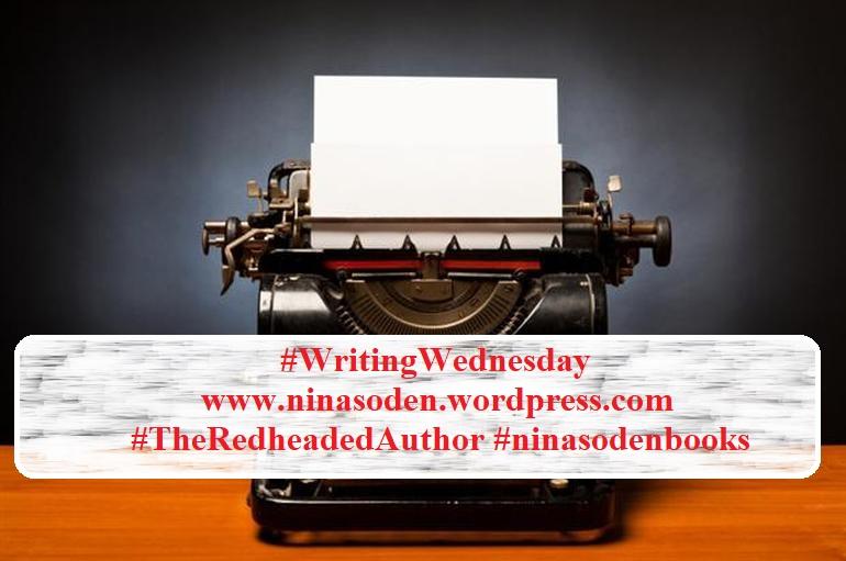 Writing Wednesday 6