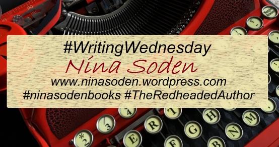 Writing Wednesday 11